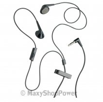 BLACKBERRY AURICOLARE ORIGINALE STEREO HDW-24529-001 STYLE JACK 3.5MM /