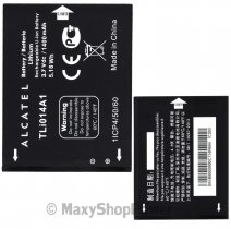 ALCATEL BATTERIA LITIO ORIGINALE TLI014A1 BULK PER S'POP M'POP T'POP FIRE VODAFONE SMART 4 MINI